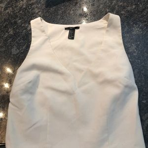 Forever 21 lowcut crop top